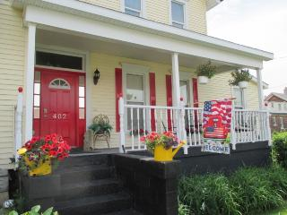 Lighthouse Apartment Rental, Michigan City