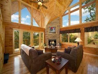 15% OFF For March Only!! Breathtaking View of Mountains and Wears Valley, Pigeon Forge