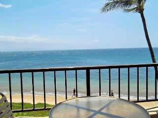 Sugar Beach Resort Ocean Front 1 Bedroom 331, Kihei