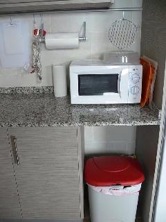 Cocina (microondas grill)