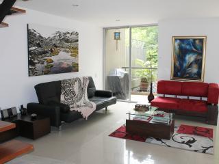 ELEGANT DUPLEX ONE BEDROOM LOFT LOCATED IN POBLADO, Medellin