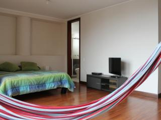 COMFORTABLE ONE BEDROOM APARTMENT NEAR TO OVIEDO, Medellín