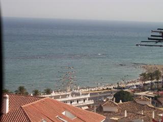 Estudio Benalmádena Costa con vistas al mar