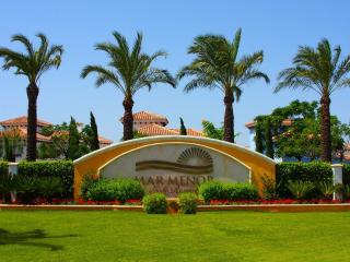 Entrance Mar Menor Golf resort