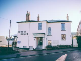 Dorset House - Luxury Regency Villa With Sea Views, Lyme Regis