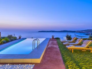 Kalathas Waterfront Villa