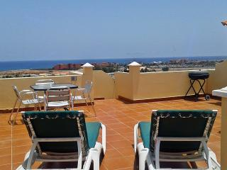 Relax and Sunbathe with a beautiful view