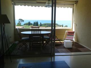 Appartement terrasse calme, les pieds dans l'eau, Cassis