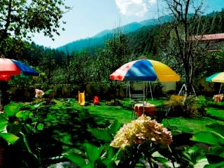 Snow Valley Resorts , Manali