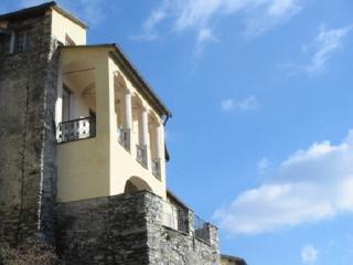Palace Penthouse in the medieval citadel of Triora