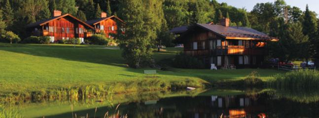 Guest House Stowe Vermont August 27-Sept 3