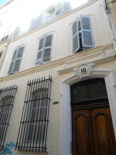 façade de l'immeuble ( 1848)