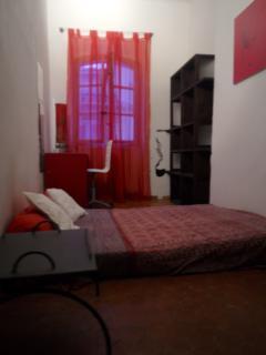 chambre de 11 m2 avec mezzanine lit double
