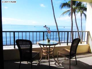 Sugar Beach Resort Ocean Front 1 Bedroom 336, Kihei