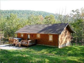 BR Alcoa Log Cabin, Stanley