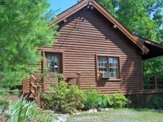 Browns Log Cabin, Luray