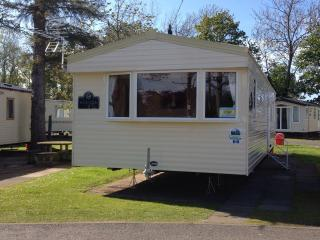 3 Bed Deluxe Caravan for hire, Berwick-upon-Tweed