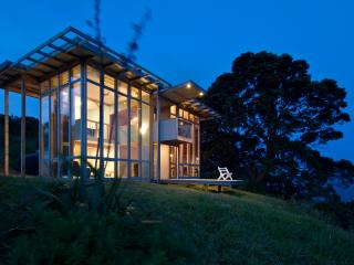 Mod glass house plus 2 retro caravans by the sea., Coromandel