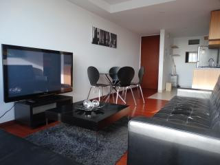 Beautiful 1 room apt. with a view near Usaquen., Bogota