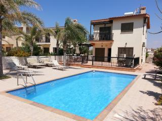 Niki Villa (Free wifi, private pool, 30 meters from beach)
