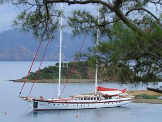 Platin Yachting Yacht Charter in Turkey TR006
