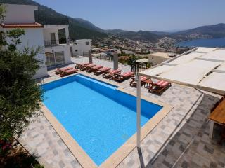 6 Bedroom Family Villa With Seaview and Pool in Kalkan