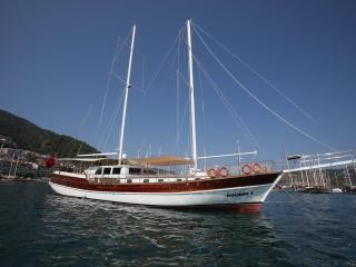 Platin Yachting Yacht Charter in Turkey TR005