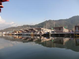 RIE Heritage Group of Houseboats, Srinagar