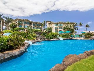 Waipouli #D-309: 2bdr/3bath city view condo with amenities