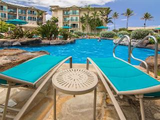 Ground Floor Condo at Beachfront Resort