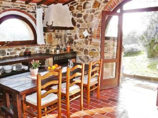 La Tinaia - beautiful 1 bedroom cottage and quiet garden, pool with amazing view