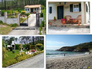 Casa en la playa.Costa da Morte., Ponteceso