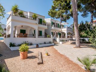 Apartamento con amplia terraza y jardin, Sabina