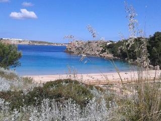 Punta Blava, Arenal d'en Castell