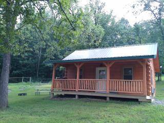 Nickel Valley Resorts Cabin 2, Frazeysburg