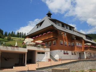 Pension Glocklehof - Doppelzimmer mit Balkon