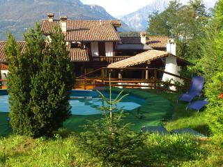 vacanze lake como b&b casa del viandante - blù
