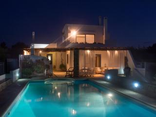 Beach House-Villa 'Blue Island', Artemida