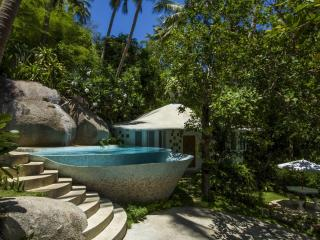 "Monkey Flower Villas ""Upper"" villa and ""Lower"" villa suite (optional)"