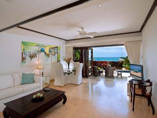 Views of the ocean from the living area