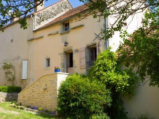 La maison du vigneron, Flavigny-sur-Ozerain