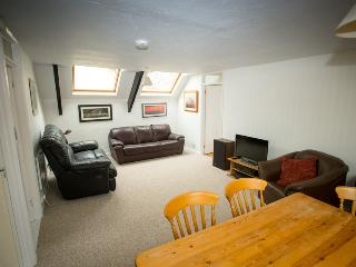 The Flat, Bude