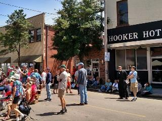 "The Hooker Hotel- ""Unique, Cool & Spacious"", Clarksdale"