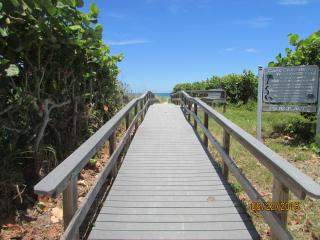 Walk Across the Street to the Beach!, Cap Canaveral