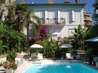 Appartement de standing en Villa avec piscine, Cannes
