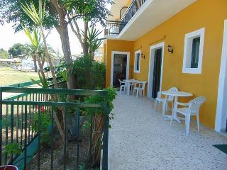 Beach apartment for 4-6-8 p in Gouvia Beach