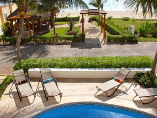 Casa Maeva beachfront rental in Playacar Phase 1