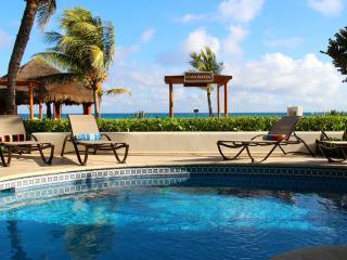 Casa Maeva beachfront rental in Playacar Phase 1, Playa del Carmen