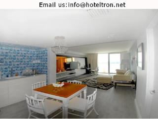 5 Star Luxury Mondrian South Beach 1 Bdrm Sleeps 4, Miami Beach