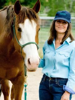 Equine-assisted experiencial education with ranch's herd is available for an extra fee.